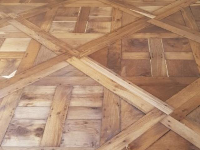 Ragréage parquet bois