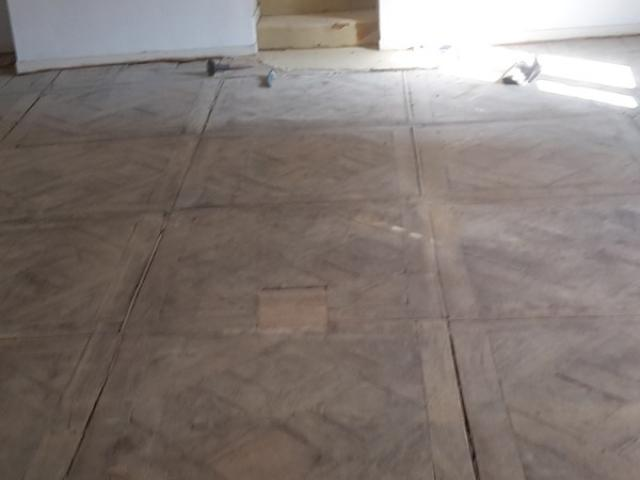Rénovation et réparation de parquet et d'escalier en bois